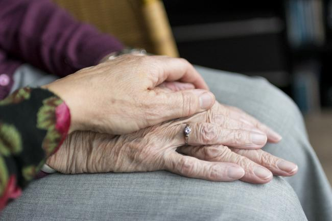 Around 2,000 elderly people died from Covid-19 in Scottish care homes in the spring.