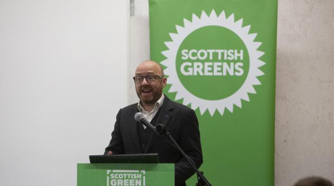 Scottish Greens co-leader Patrick Harvie has drawn up a 'new deal for Scotland's workers'