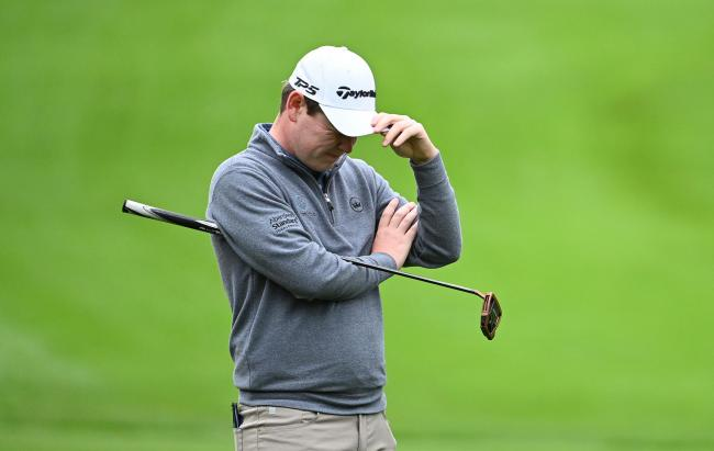 Robert MacIntyre's momentum halted by Covid-19 but prompts on and off-course changes