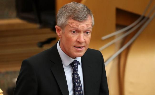 Willie Rennie hits out at