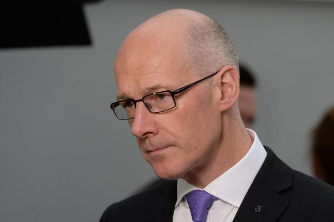 John Swinney: Tougher Covid rules may be necessary if Scots don't reduce contact