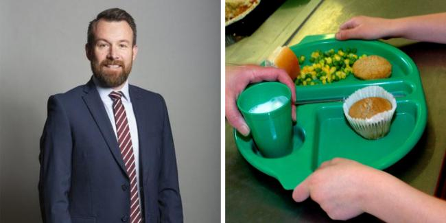 Tory MP gets death threats for voting against free school meals