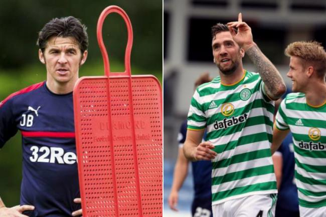Celtic could have own Joey Barton Rangers situation on their hands with Shane Duffy, claims McAvennie