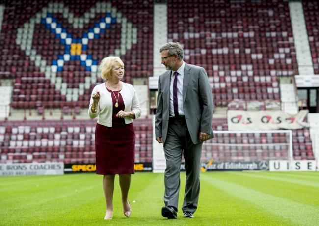 Hearts' behind scenes doc release date with Levein sacking, new manager search and charity given centre-stage