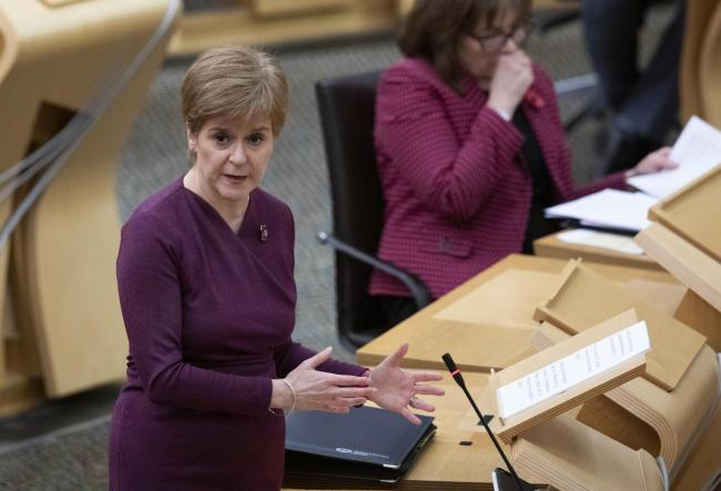 Scotland lockdown: How to watch Nicola Sturgeon's local coronavirus restrictions announcement