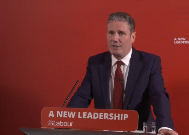 Starmer promises change on Labour 'day of shame' as Corbyn claims problems 'overstated'