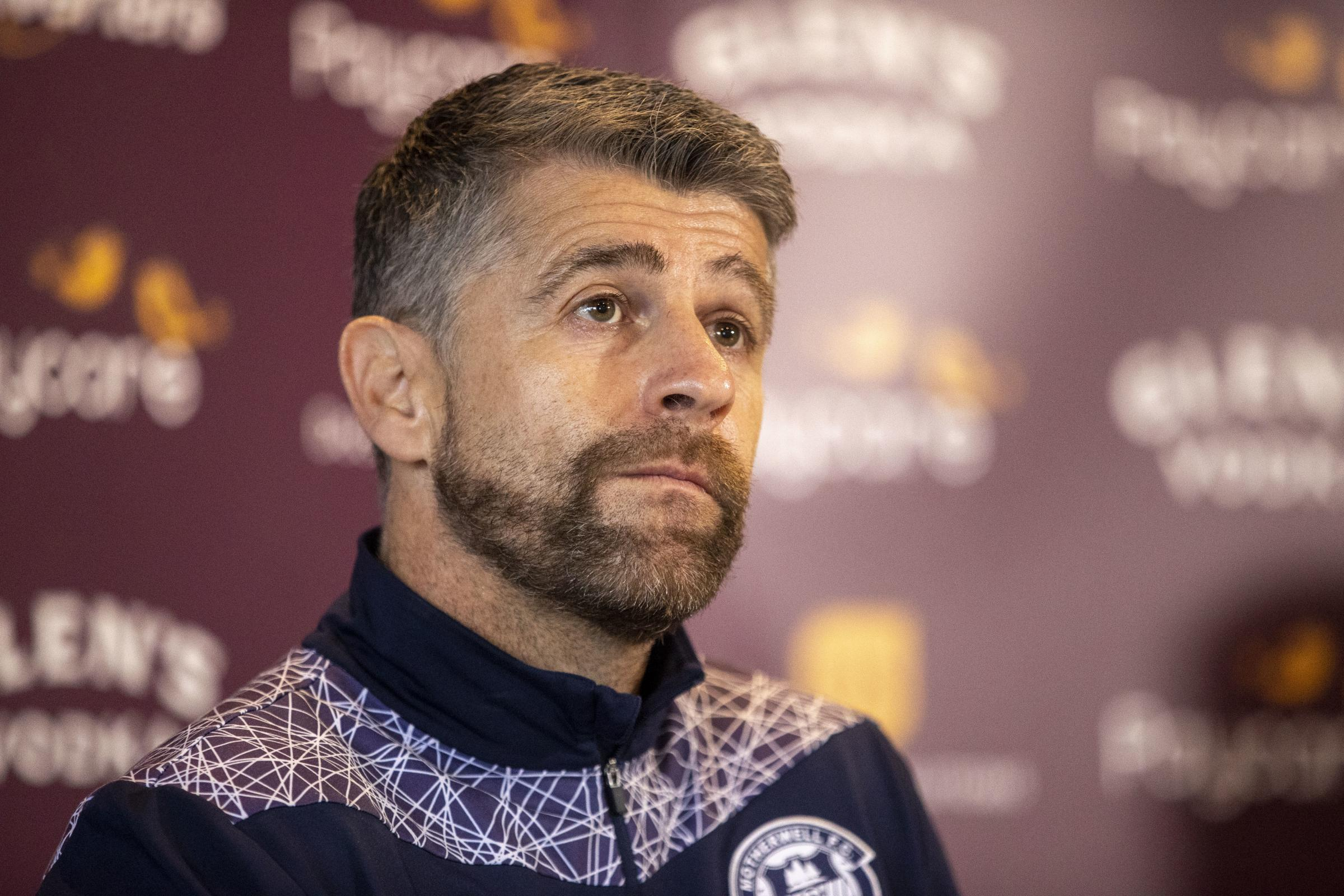 Stephen Robinson aims to get to bottom of Motherwell's injury crisis with six players out with knee issue