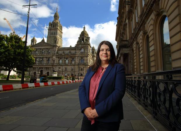 HeraldScotland: Council leader Susan Aitken described Ms Forrest's contribution as formidable