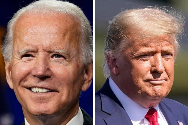Joe Biden on brink of electoral college victory with just one key state needed