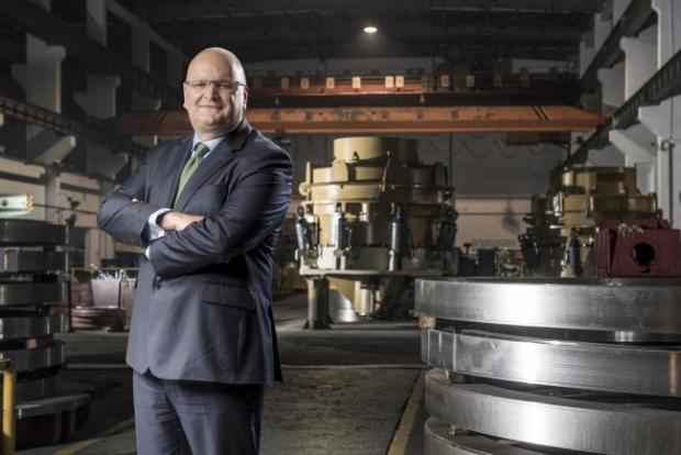 HeraldScotland: Jon Stanton, chief executive, Weir.