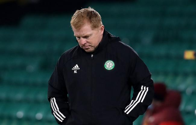 Neil Lennon was furious with his players after their heavy defeat to Sparta Prague.