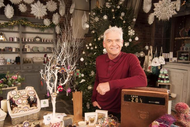 How To Spend It At Christmas With Phillip Schofield