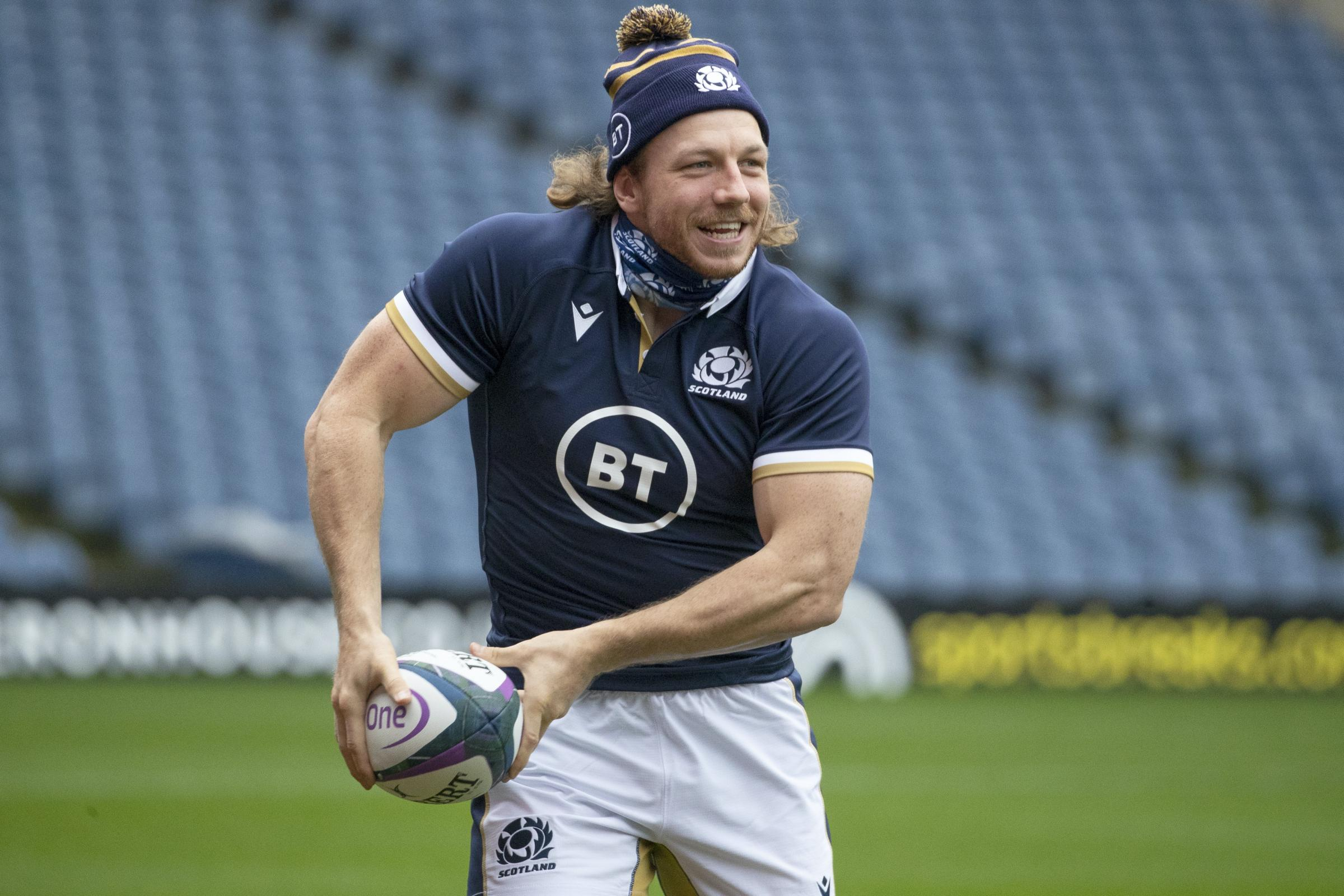 Hamish Watson confident Scotland can challenge for Autumn Nations Cup    Rugby-Addict