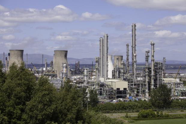 HeraldScotland: CCS could by used to de-carbonise Scotland's heavy industry