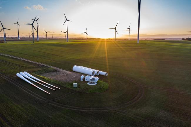Major wind pipeline deal struck by Edinburgh renewables company and Danish green energy giant