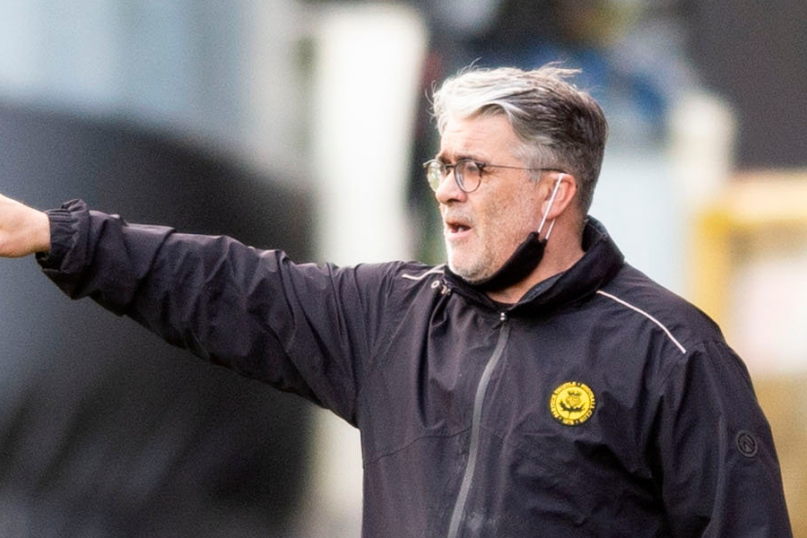 Raith Rovers 3-2 Partick Thistle: McCall sees positives in Stark's Park defeat