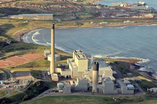 'Biggest polluter' - Peterhead power station