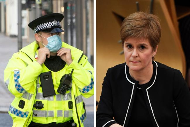 Areas in Scotland move into level four lockdown —  here's what you can and cannot do