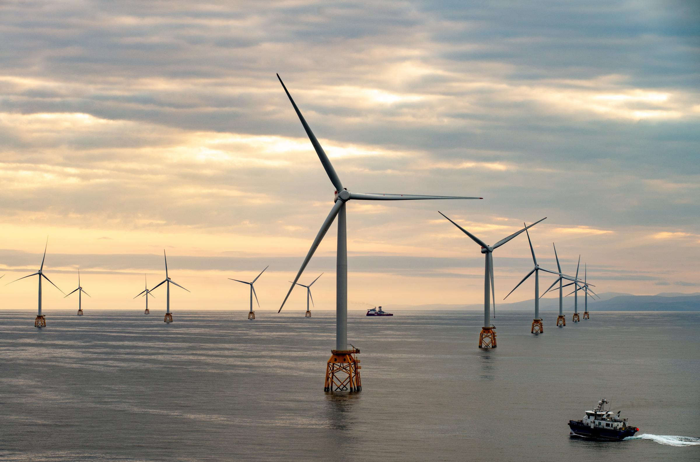 Beatrice offshore wind farm stake bought by The Renewables Infrastructure Group