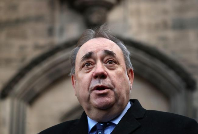 Tories threaten court action over SNP Government's Salmond legal advice