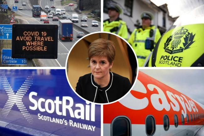 Explained: What are the travel restrictions in Scotland that come into force today?
