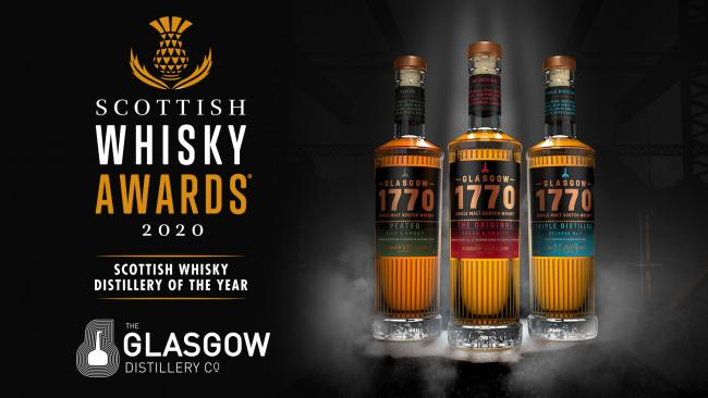 Scottish Whisky Awards 2020