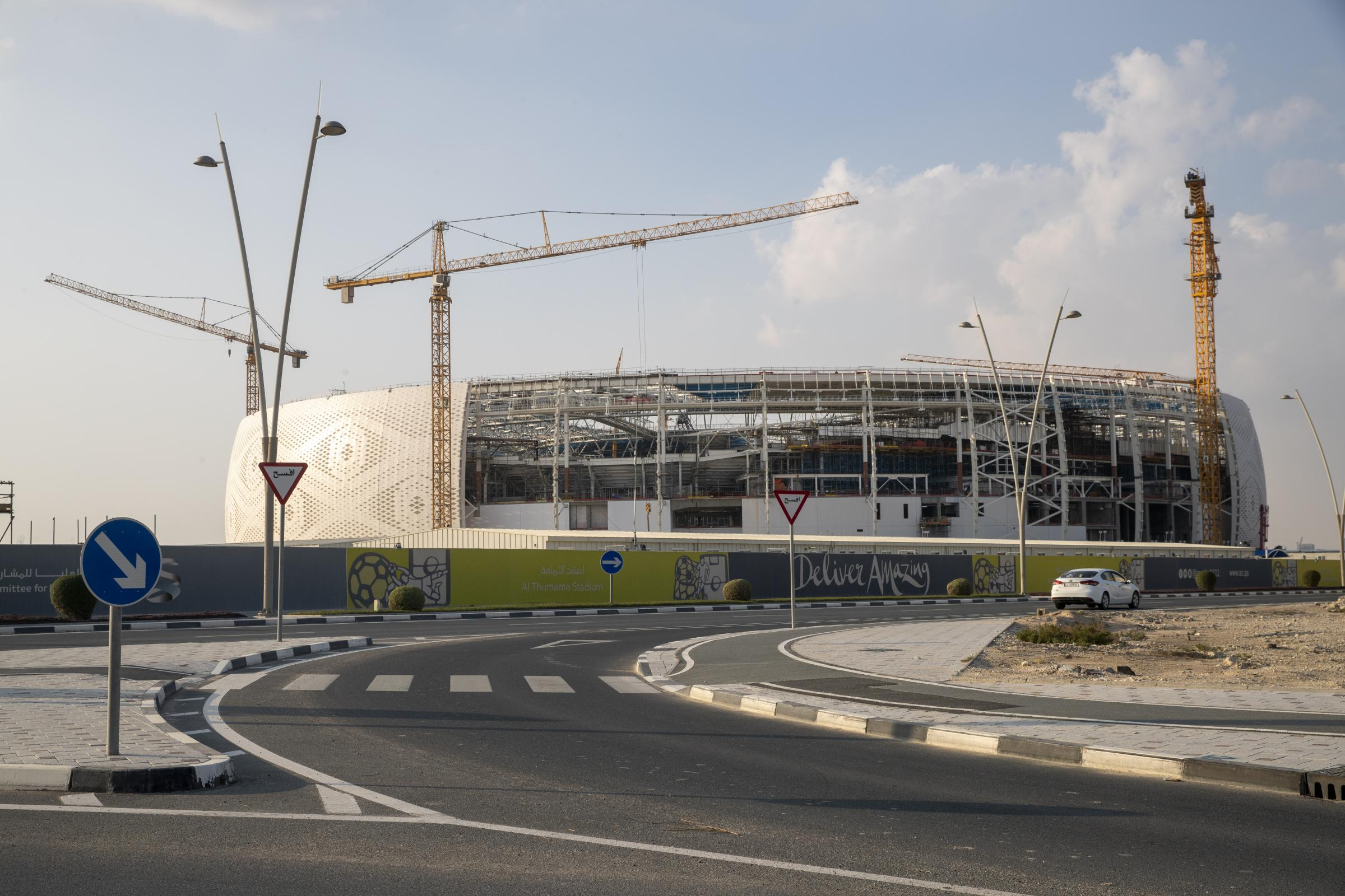 Qatar 2022: Is this one party Scotland don't want to crash?
