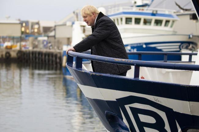 Pipe dream:  Ministers block Boris Johnson-inspired bid to export Scots water to England
