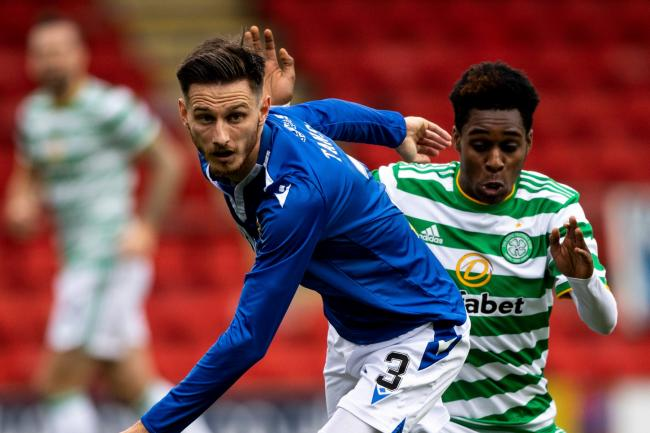 St Johnstone defender Scott Tanser believes Callum Davidson has got him playing the best football of his career