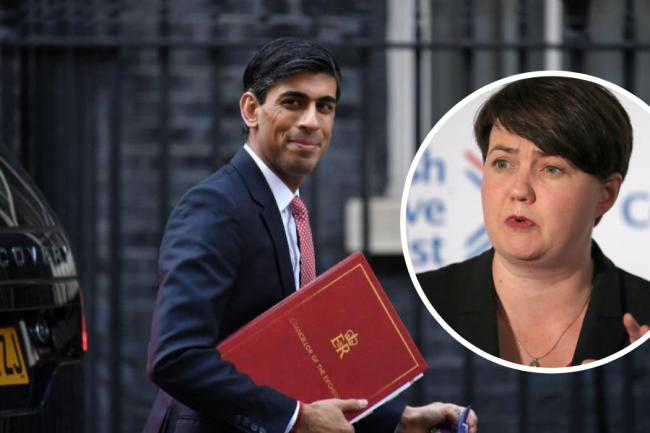 Ruth Davidson joins chorus of voices warning against foreign aid budget cut