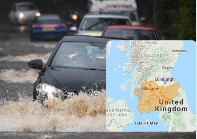 Flood warning issued for much of Scotland - here's everything you need to know