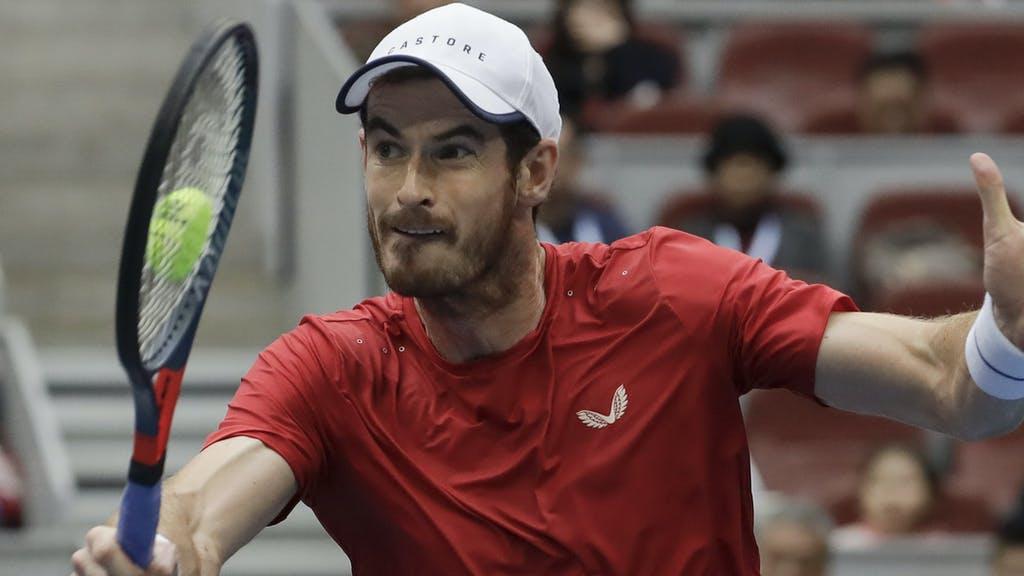 Andy Murray: 'Vaksin Coronavirus harus diwajibkan untuk pemain tenis'