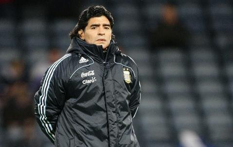 Diego Maradona dead: Icon behind 'Hand of God' goal dies aged 60