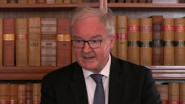Brexit problems likely to fall to courts to resolve, says NI judiciary chief