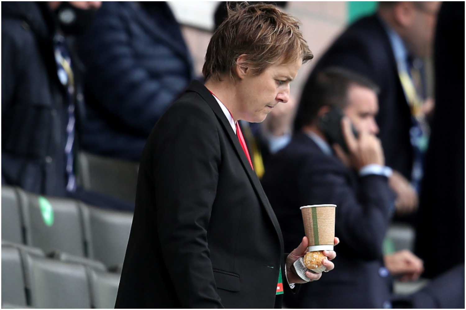 Hibs chief Leeann Dempster steps down from Easter Road role after six years