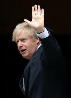 Waving goodbye to the Union? Johnson has seen support for independence climb since start of pandemic