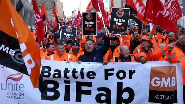 BiFab claims Scottish Government 'untruthful' over financial claims in 'growing scandal'
