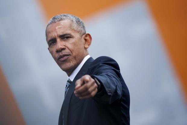 HeraldScotland: Former United States President Barack Obama.  Image: Steffi Loos / Getty Images