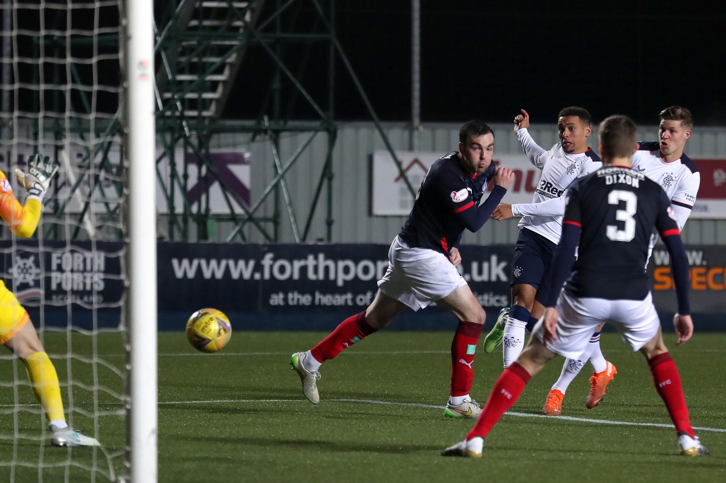 Ratings: How Falkirk fared in 4-0 defeat to Rangers