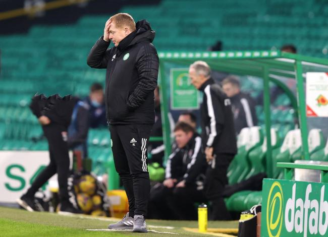 Celtic manager Neil Lennon. Photo: Jeff Holmes/PA Wire.