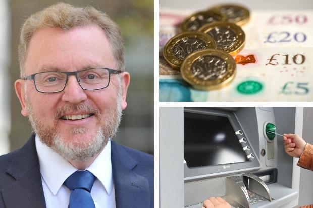 MPS raised concerns about the decline in cash usage during a debate organised by David Mundell MP