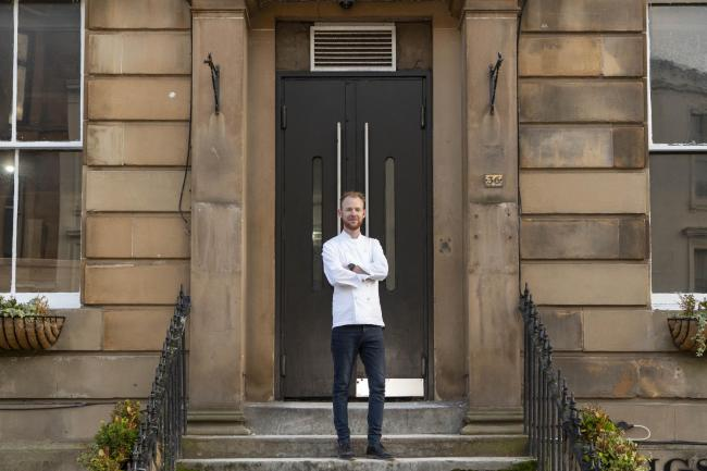 New Glasgow restaurant aiming for city's first Michelin star in 17 years