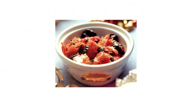 Recipe: Baccala salt cod with tomato and prunes, a traditional Italian treat