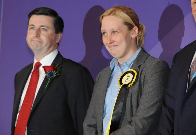 Douglas Alexander loses his Paisley and Renfrewshire South seat to Mhairi Black in the 2015 SNP tsunami. Were we deprived of a first-class Foreign Secretary?