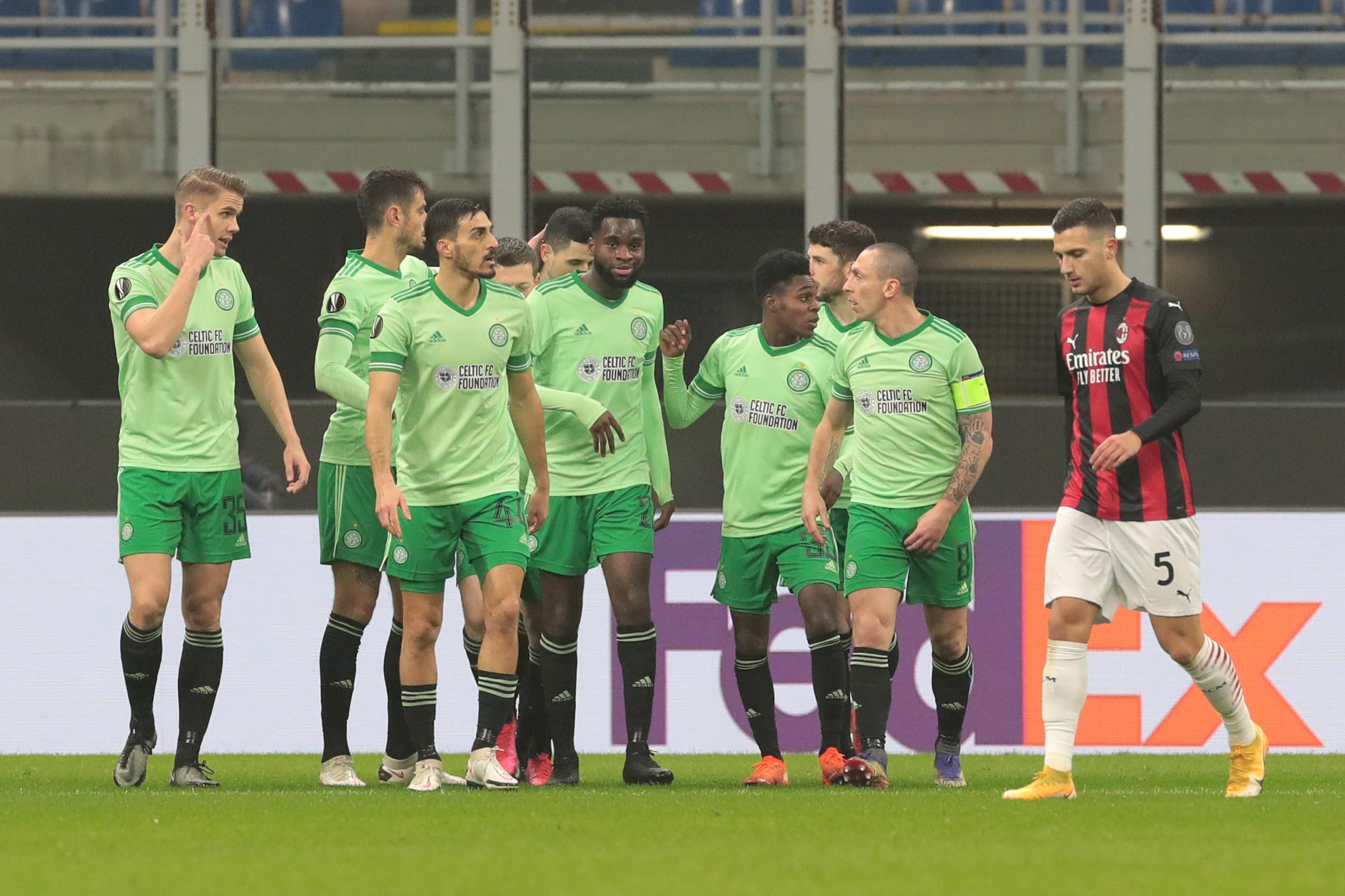 AC Milan 4 Celtic 2: How the Celtic players rated as they blow two-goal lead at San Siro