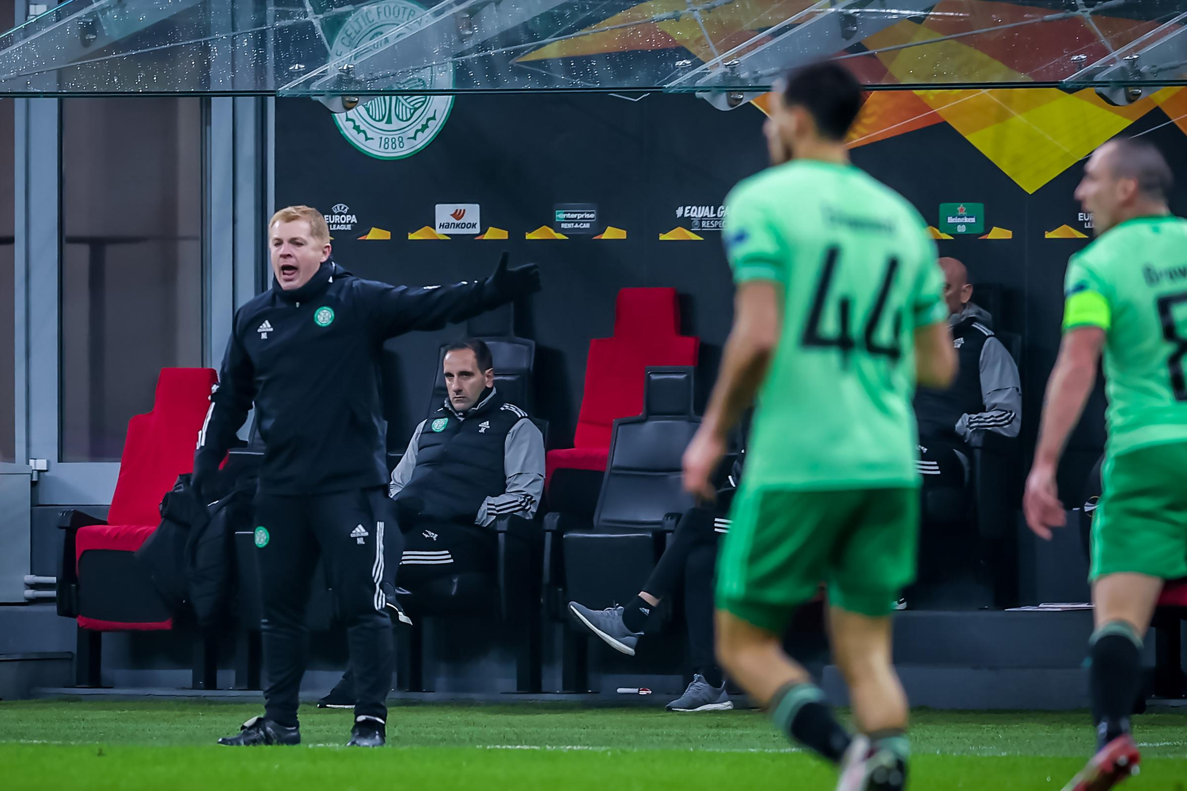 'That was more like Celtic': Neil Lennon takes the positives as his team are clawed back by AC Milan