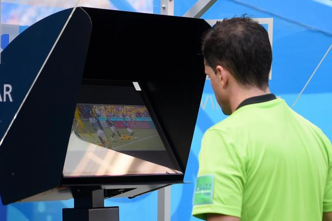 VAR has been implemented throughout Europe but not in Scottish football
