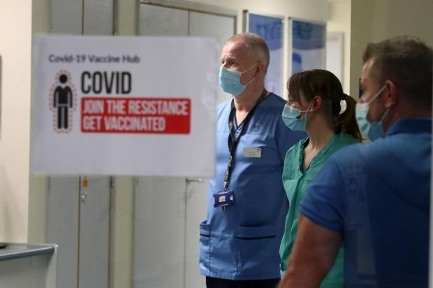 HeraldScotland: Covid pandemic impact on Scottish NHS operations may take years to correct