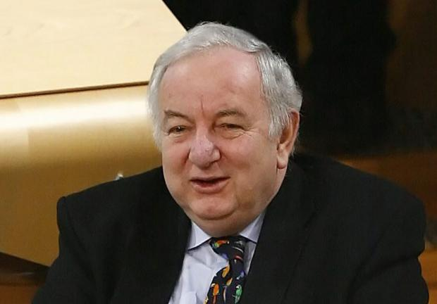 HeraldScotland: George Foulkes wrote to Ofcom demanding that the First Minister be banned from doing daily press conference updates