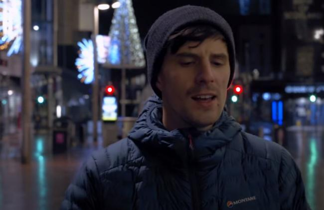 Glasgow teachers hoping to break into the UK charts with surprise Christmas hit